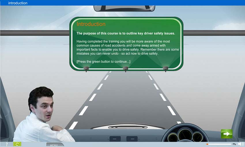 Driver Safety e-Learning
